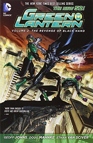 Lantern Stripe (Green Lantern Vol. 2: The Revenge of Black Hand (The New 52) (Green Lantern (Graphic)
