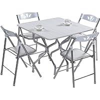 Weblonya Mutfak Masası Sandalye Takımı Yemek Masa Seti 5105