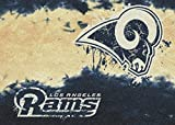 Milliken Los Angeles Rams NFL Team Fade Area Rug
