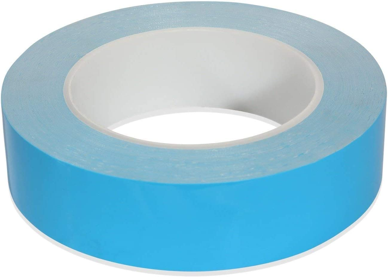 Thermal AdhesiveTape 25M x 30mm x 0.25mm , High Performance Double Sided Adhesive Thermally Conductive Tape for Heatsinks , LED Lights,IC Chip, Computer CPU, GPU ,Modules