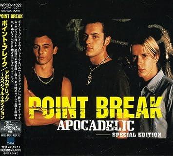Point break apocadelic-special edition amazon. Com music.