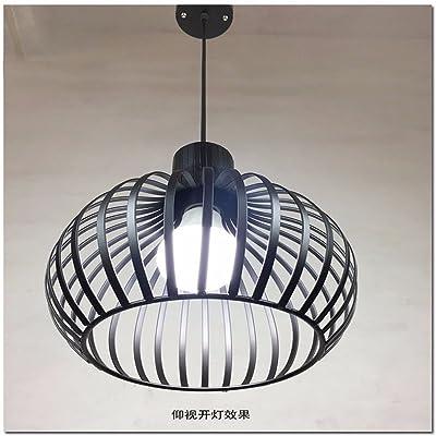 moderne lustre fer repasser moderne et minimaliste cage gravure lustres restaurant chef unique. Black Bedroom Furniture Sets. Home Design Ideas