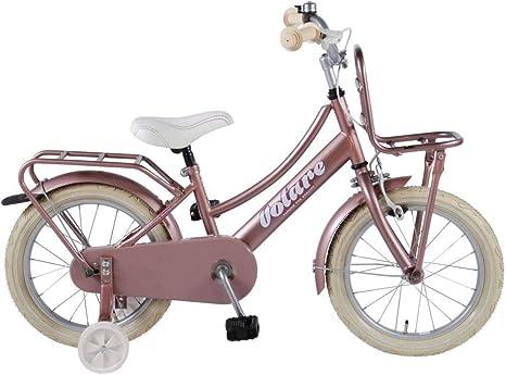 .Volare Bicicleta Niña Excellent 16 Pulgadas Freno Delantero al ...