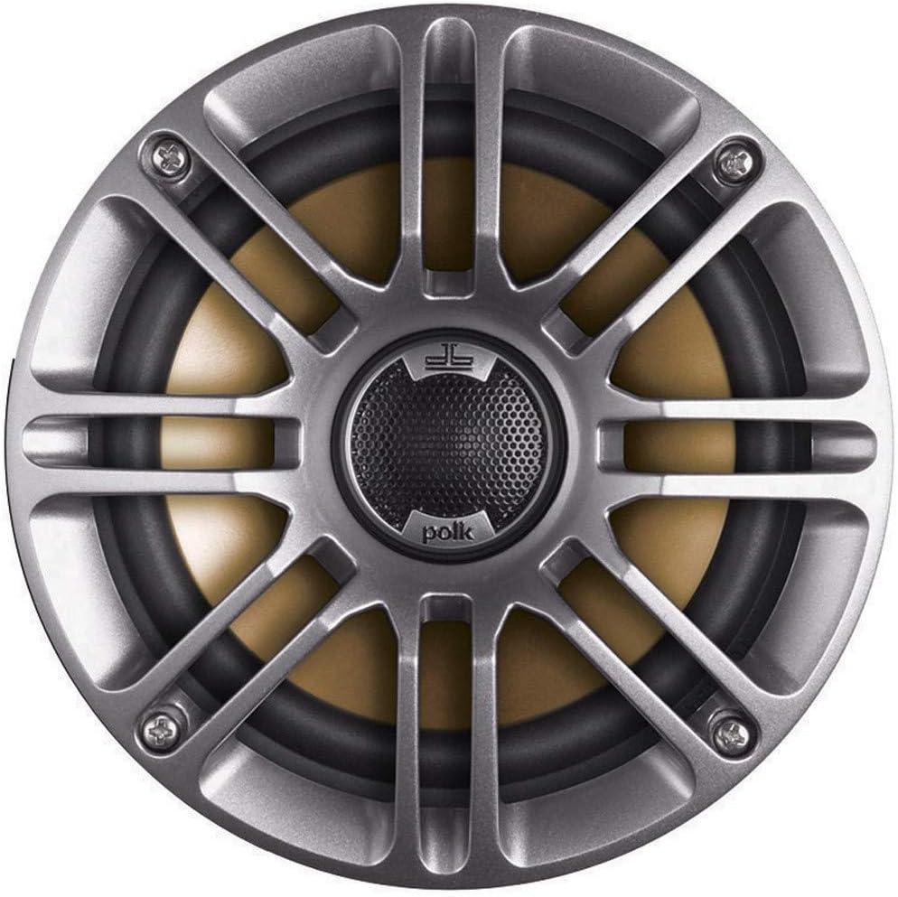 Pair Polk Audio DB651s Slim-Mount 6.5-Inch Coaxial Speakers