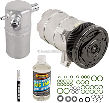 AC Compressor /& A//C Clutch For Cadillac Deville 1994 1995