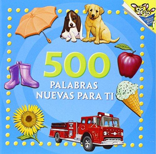 500 palabras nuevas para ti (Pictureback(R)) (Spanish Edition)