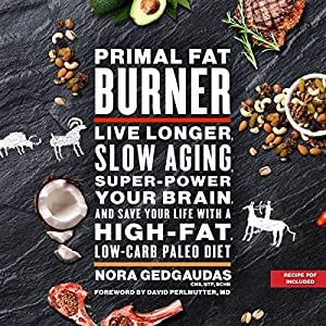 Primal Fat Burner Audiobook