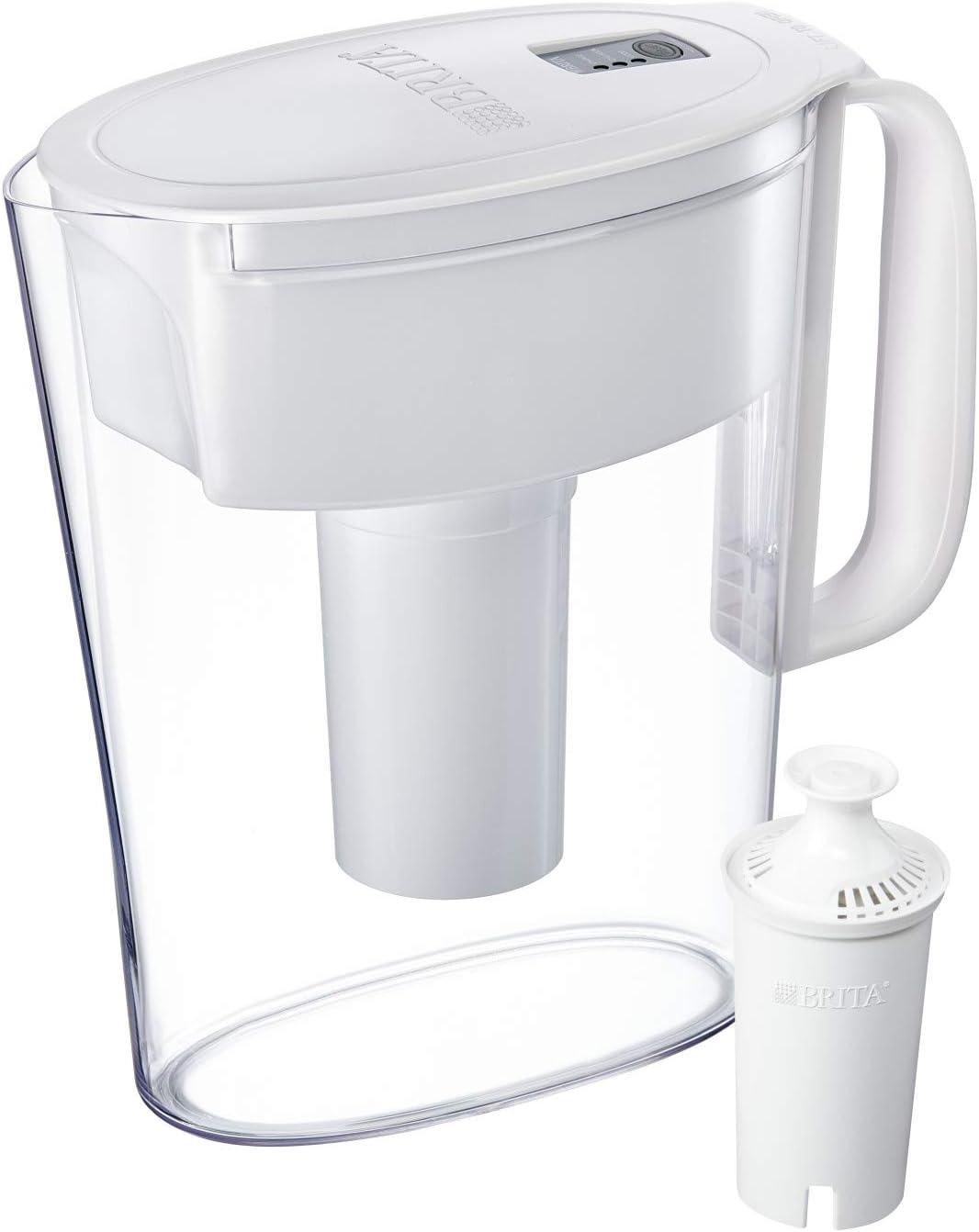 Brita 36092 Metro Water Filter Pitcher
