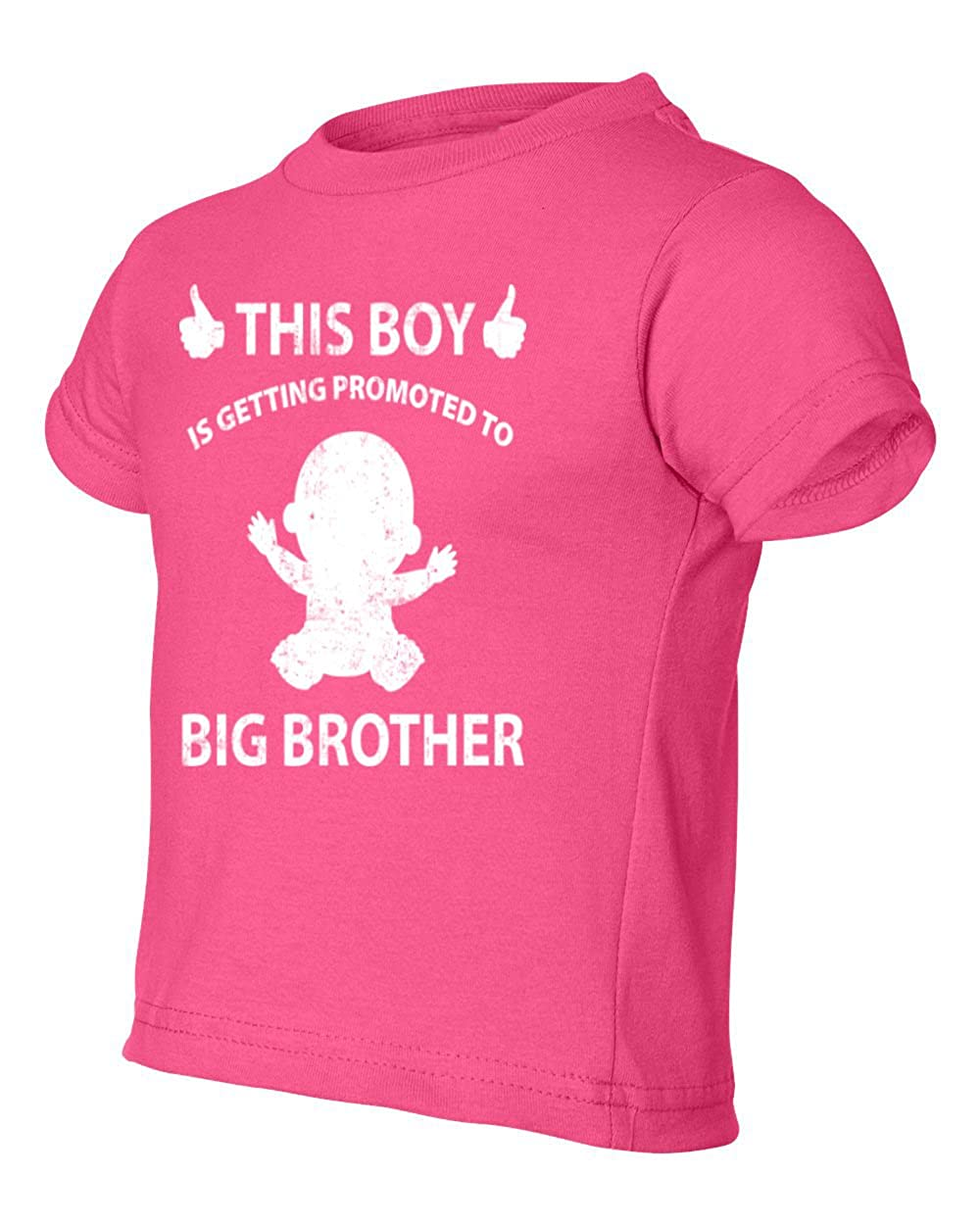 Societee Big Brother Toddler Little Boy Infant T-Shirt