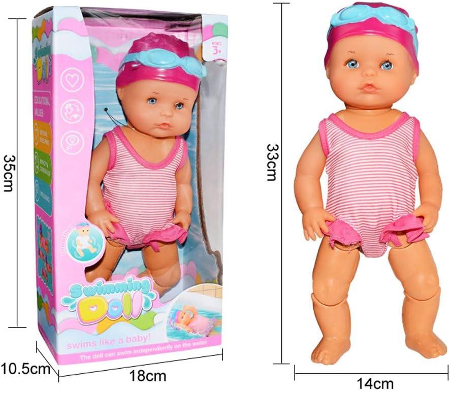 Amazon.com: Muñeca de bebé, muñecas de renacimiento realista ...