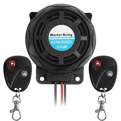 Rupse Motorcycle Remote Control Alarm