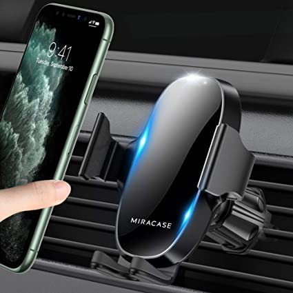 360/° Rotation Car Holder for Cell Phone Strong Grip Case Friendly AINOPE Car Vent Phone Mount 2020 Upgraded Compatible with All Smartphone Car Cell Phone Mount Phone Holder for Car