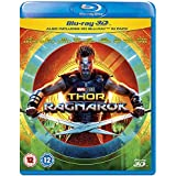 Thor Ragnarok [Blu-ray 3D + Blu-ray 2D] [UK Import]