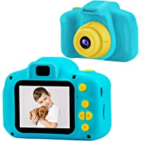 PROGRACE Kids Camera Children Cameras for Boys Birthday Toy Gifts 4-12 Year Old Kid Action…