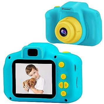 Amazon.es: PROGRACE Cámara para niños Cámaras Digitales para ...
