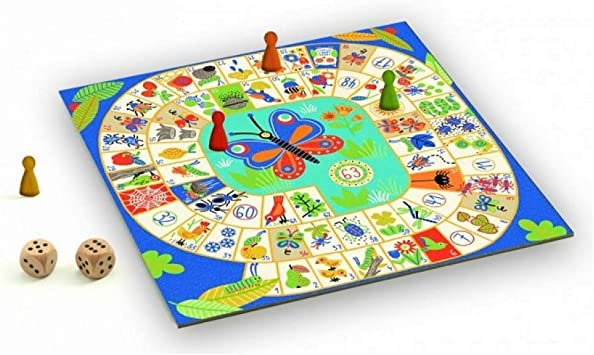 DJECO- Juegos Familiares, Multicolor (15): Amazon.es: Juguetes y juegos