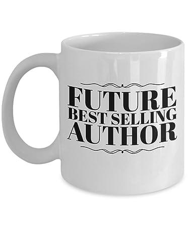 Amazon.de: Zukunft Verkauf Autor Tasse - Geschenke für den ...