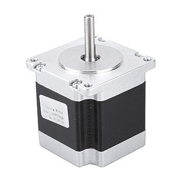 ASHATA Motor Paso a Paso, Accesorios de Impresora 3D 23HS5628 2.8A ...