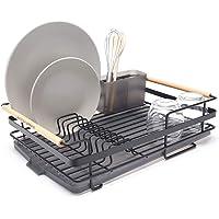 Escurreplatos de cocina enrollable para fregadero Bekith 43 x 33 cm