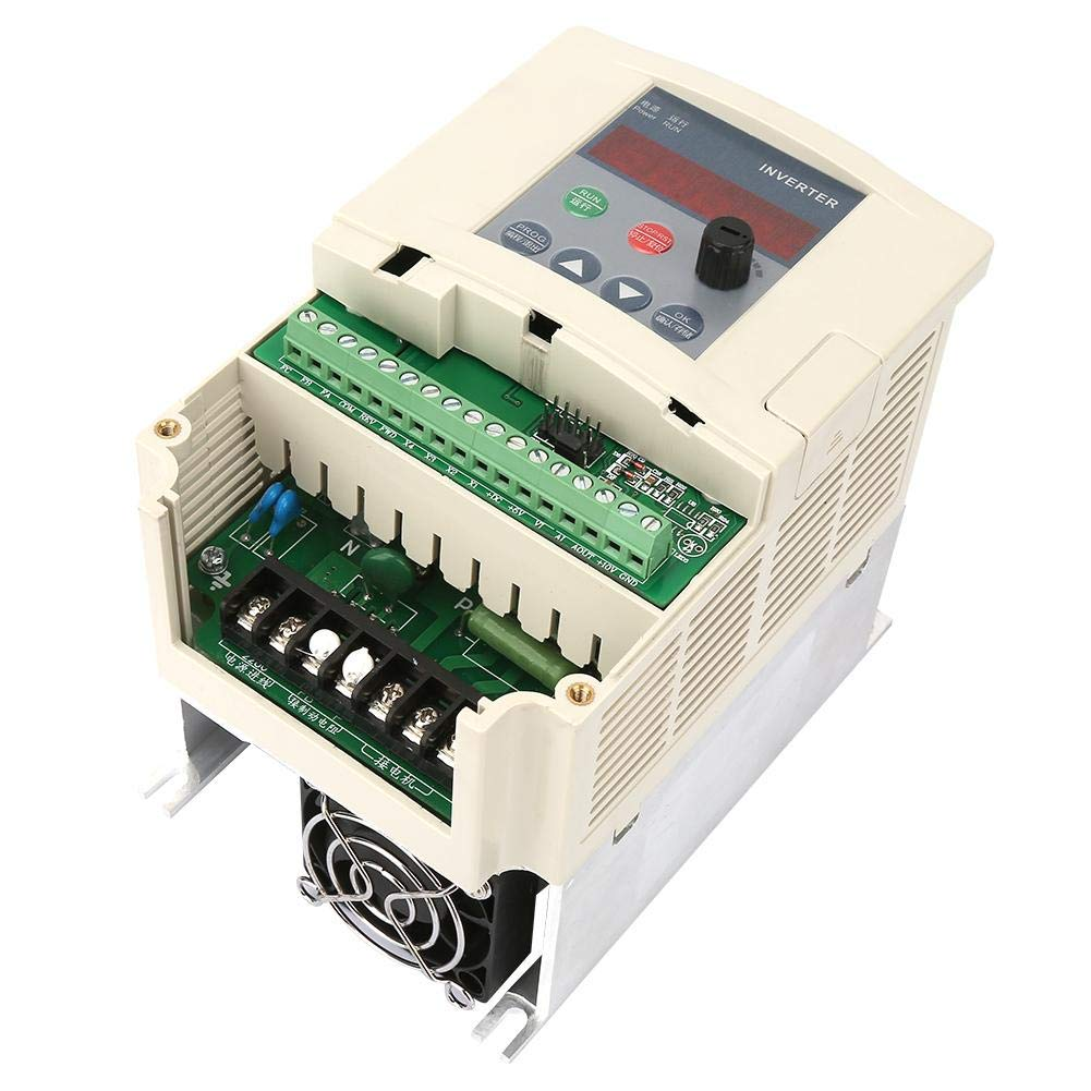Single Phase Input Three Phase Output Inverter Frequency Converter Drive 220V 2.2KW