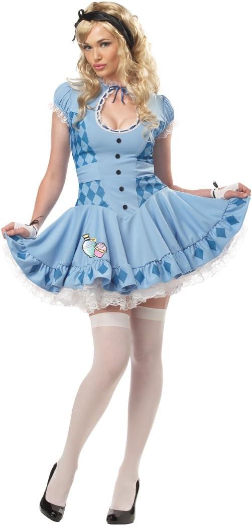 Disfraces de California California Costumes Disfraz de Alicia azul ...