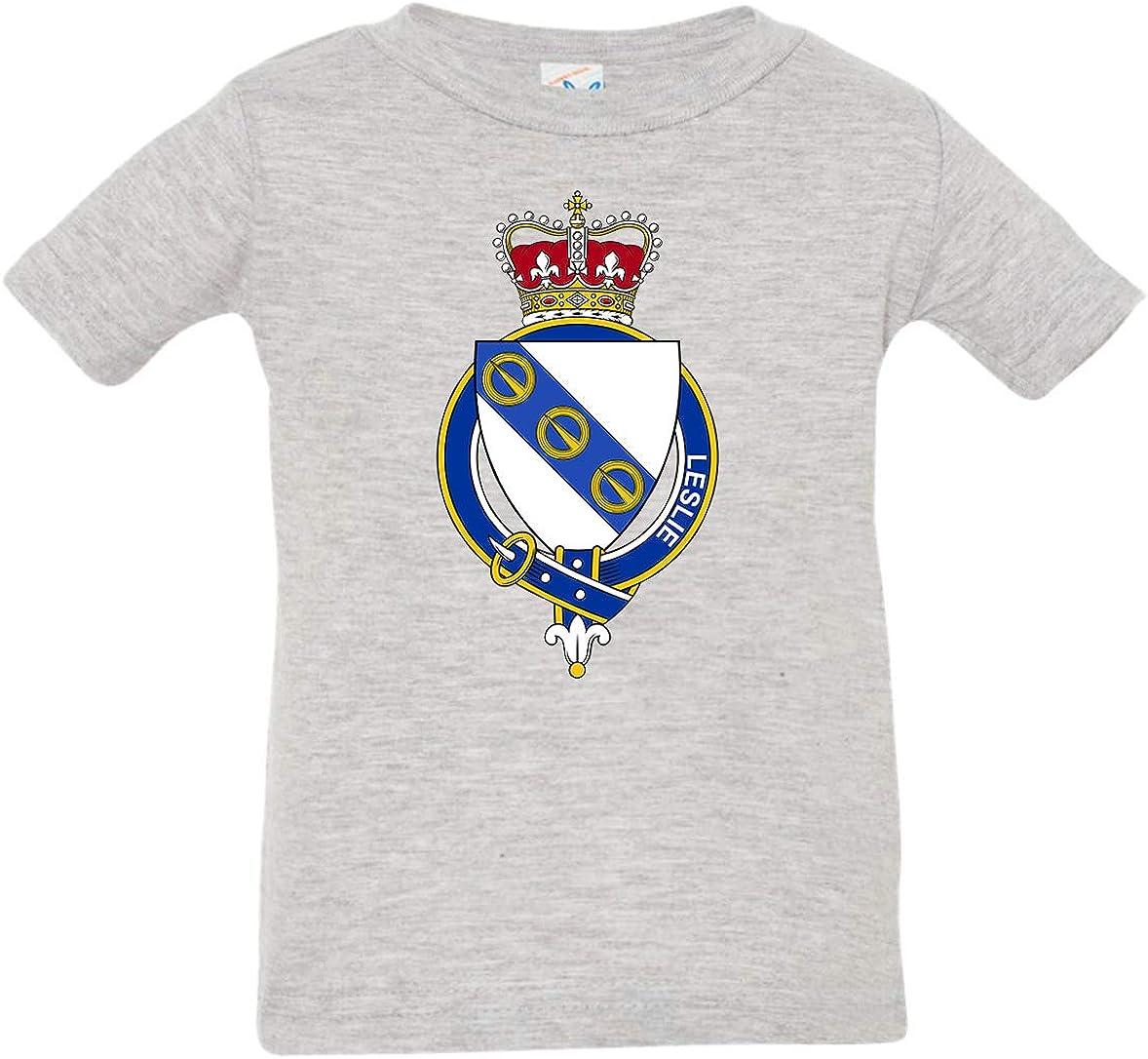 Tenacitee Babys Scottish Garter Family Leslie Shirt