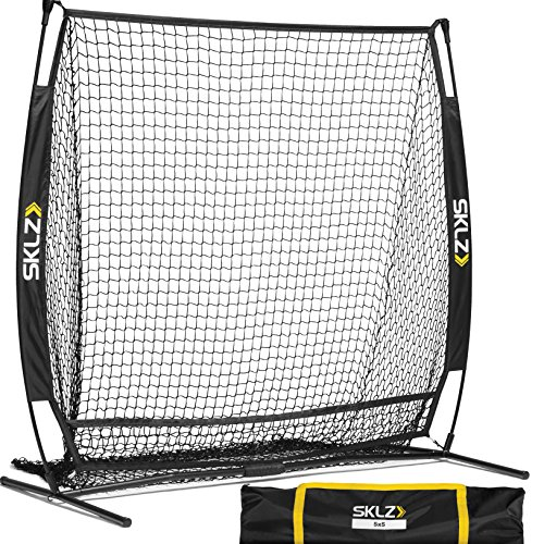 SKLZ Portable Baseball and Softball Hitting Net with Vault
