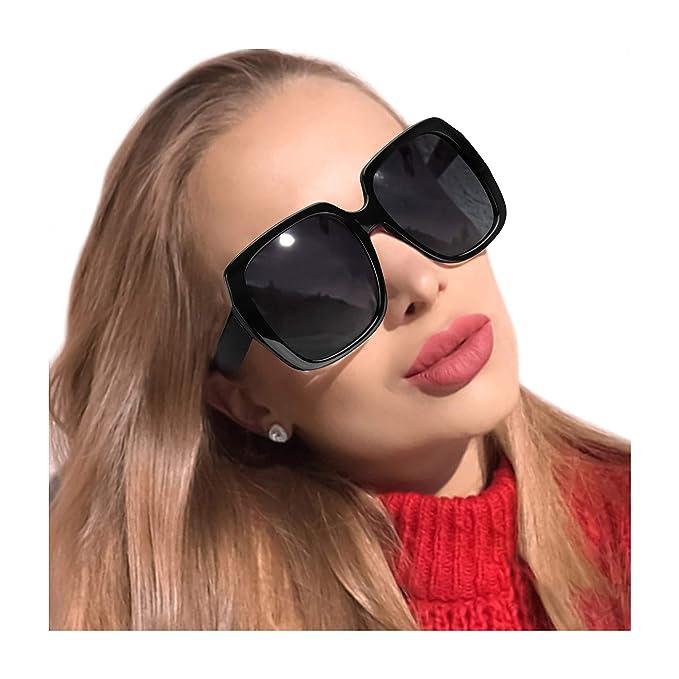 Amazon.com: MuJaJa - Gafas de sol polarizadas para mujer ...