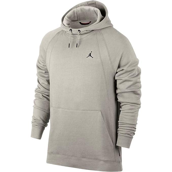 Sudadera capucha Jordan – Sportswear Wings Fleece Pullover hueso/negro talla: S (Small