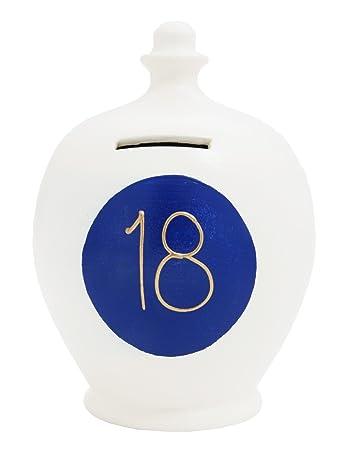 Terramundi–bianco con 18scritte in un blu spot S289