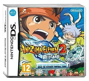 Inazuma Eleven 2: Blizzard (Nintendo DS) [Importación inglesa]