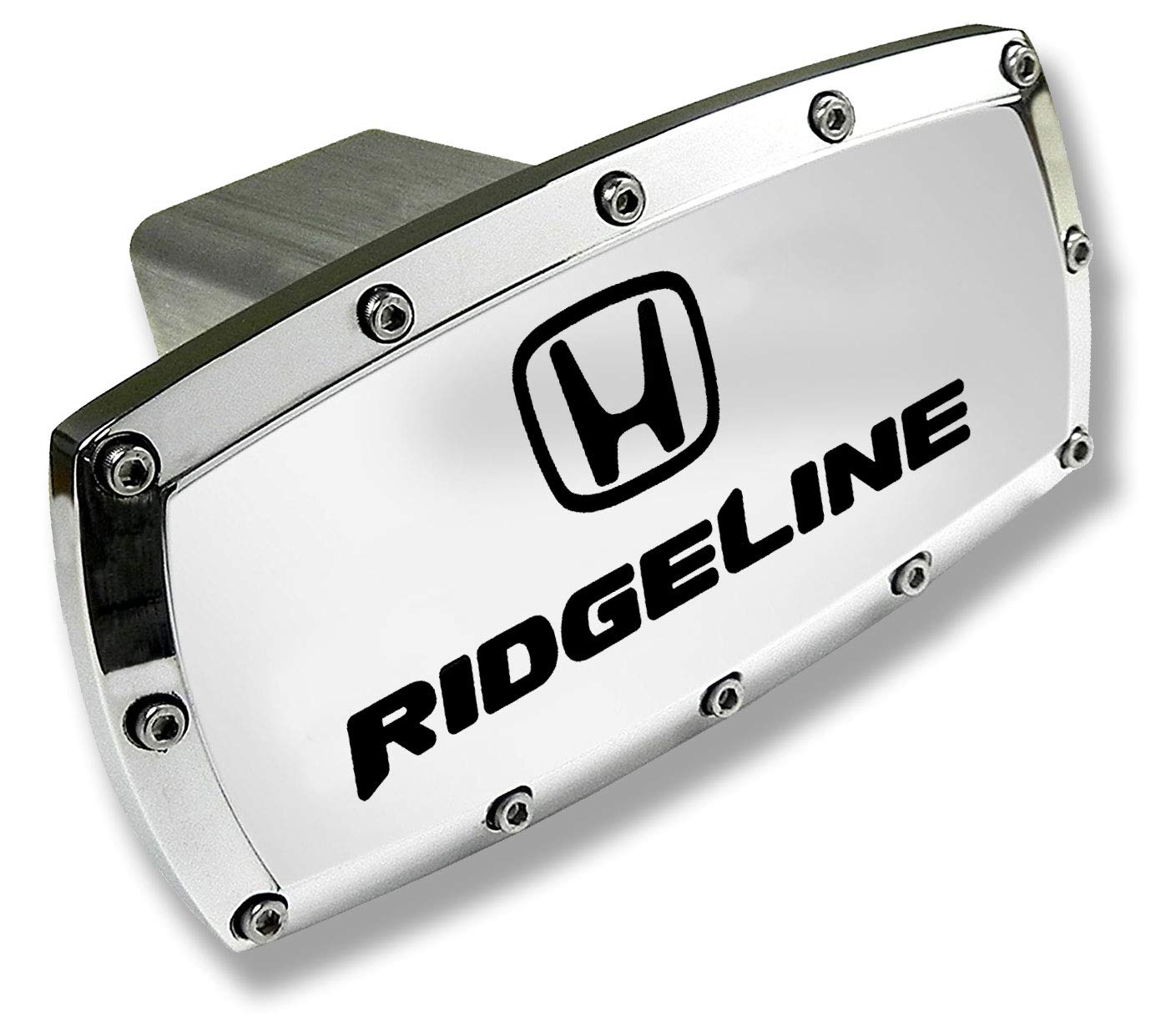 1 Hitch Cover 1 Driving Style Decal Gregs Automotive Ridgeline Hitch Cover Plug Cap Receiver Bundle Decal 2 Items MADE IN USA