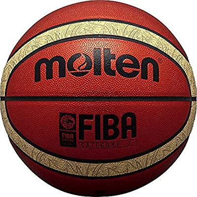 MOLTEN B6T5000 - Balón de Baloncesto con 33 Letras (Aprobado por ...