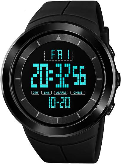 Amazon.com: Naviforce nf9050 Hombres cuarzo reloj analógico ...