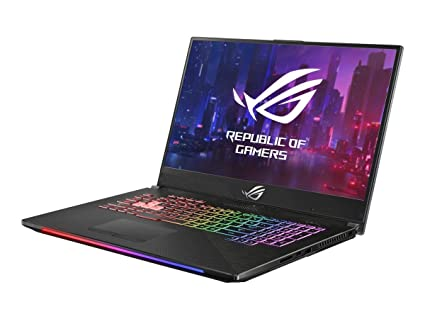 Asus ROG Strix GL704GV-EV052T Scar II Notebook Test