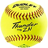Dudley 11'' Thunder Hycon ZN ASA Composite Slowpitch Softball