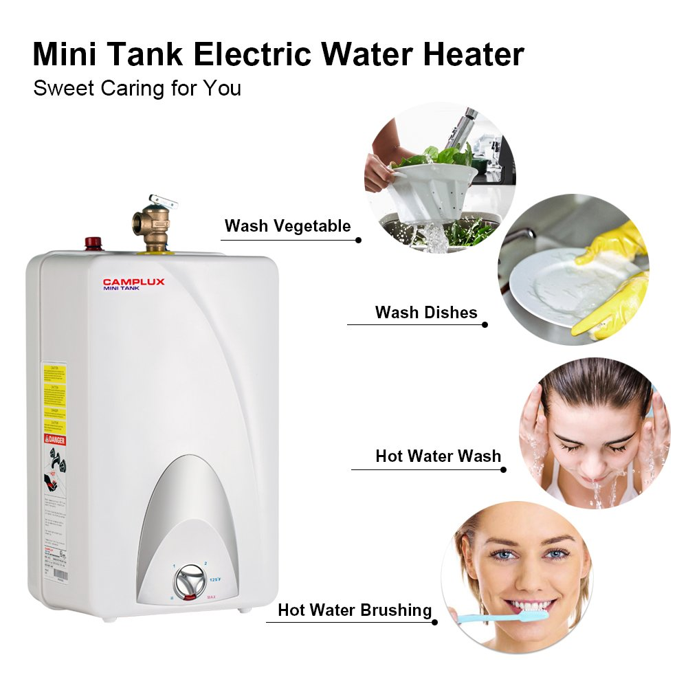 consumer reports best water heaters
