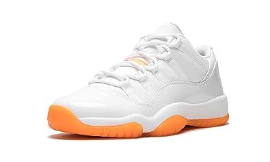 finest selection 70574 8fb4f Nike Air Jordan 11 low Citrus (40   7 us   6 uk) 580521 139  Amazon.fr   Chaussures et Sacs