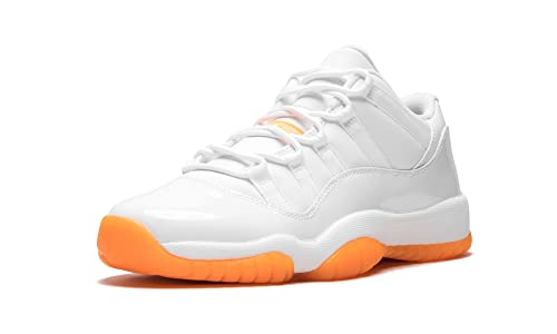 check out a635b 89b6f Nike GG (GS) Air Jordan 11  Citrus  White Citrus Trainer  Amazon.de  Schuhe    Handtaschen