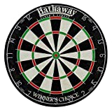 Hathaway Winners Choice 18'' Sisal Fiber Bristle Dartboard