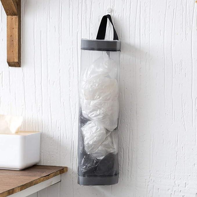 Amazon.com: 2 bolsas de plástico para colgar, bolsas de ...