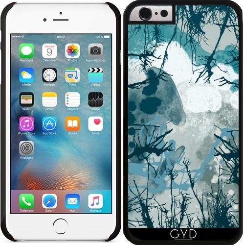 Coque pour Iphone 6 (4,7 '') - Arbre Abstrait Bleu by les caprices de filles