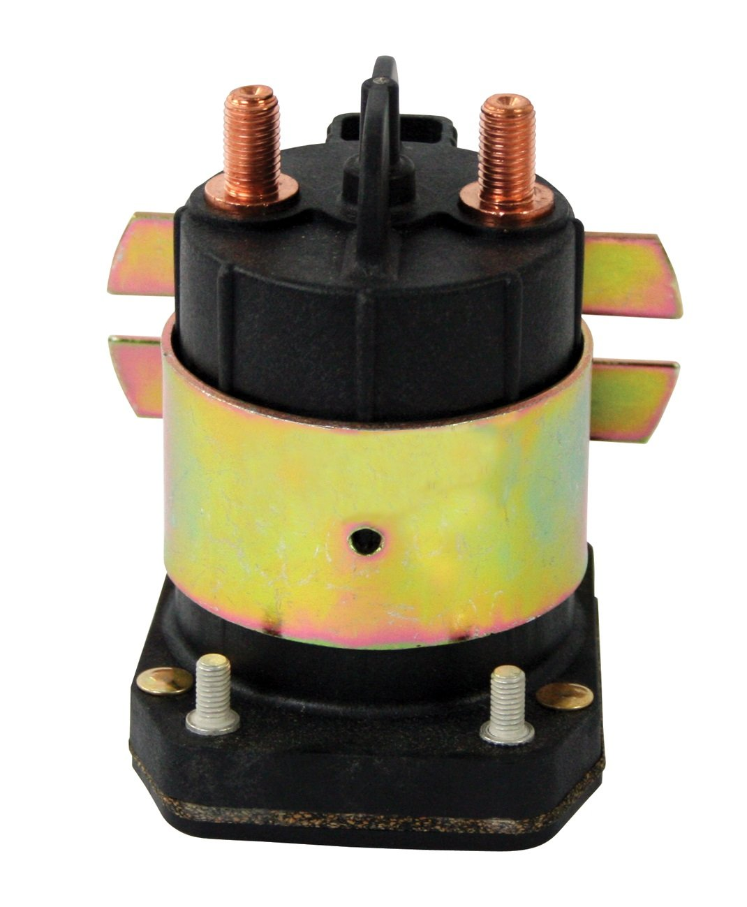 Moroso 74107 Alternator Shutdown Relay Kit by Moroso