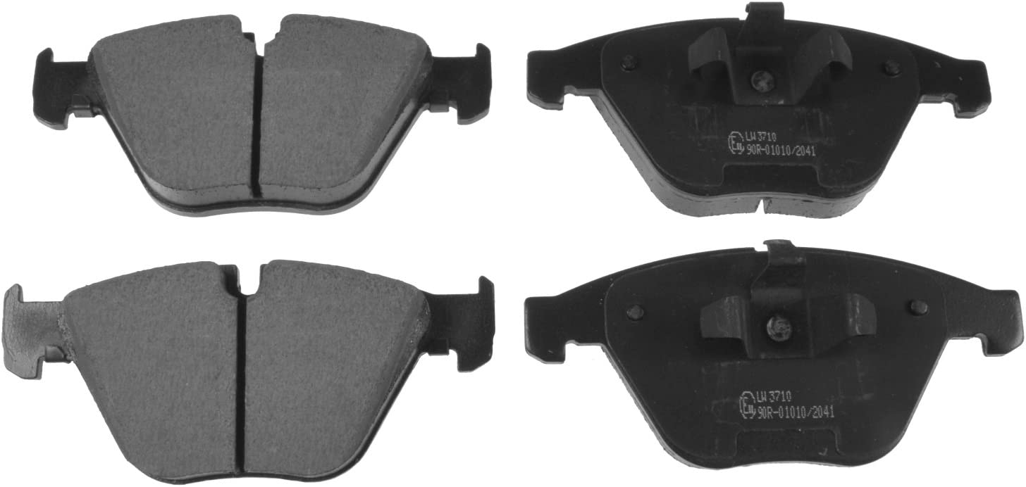 pack of four Blue Print ADB114208 Brake Pad Set