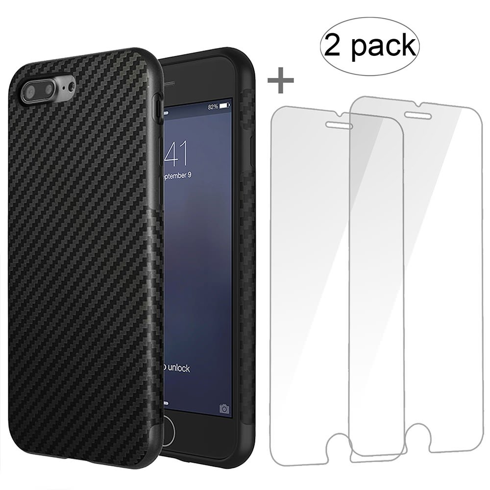 2 pack iphone 7 plus case