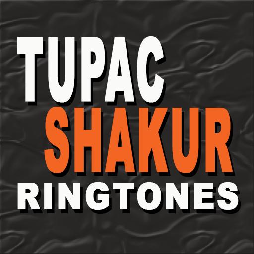 Tupac Shakur Ringtones Fan App (Tupac Ring)