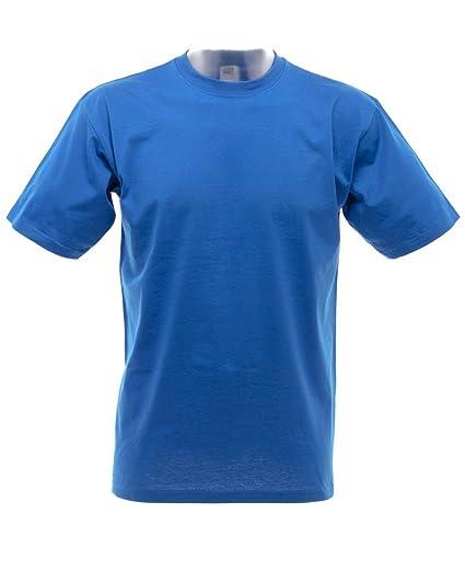 SG SG18-CO-2XL - Camiseta para hombre, talla XXL, color cobalto (10 unidades): Amazon.es: Industria, empresas y ciencia