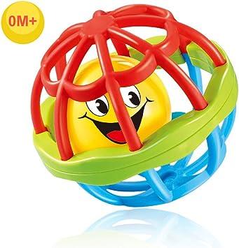 Bebé sonajero mordedor pelota de juguete para niños 0 – 2 de edad ...