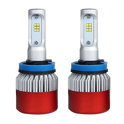 ZHITEYOU 2 X LED 90W H4 Bombillas LED De Alta Potencia Para Faros 18000LM Alta Potencia