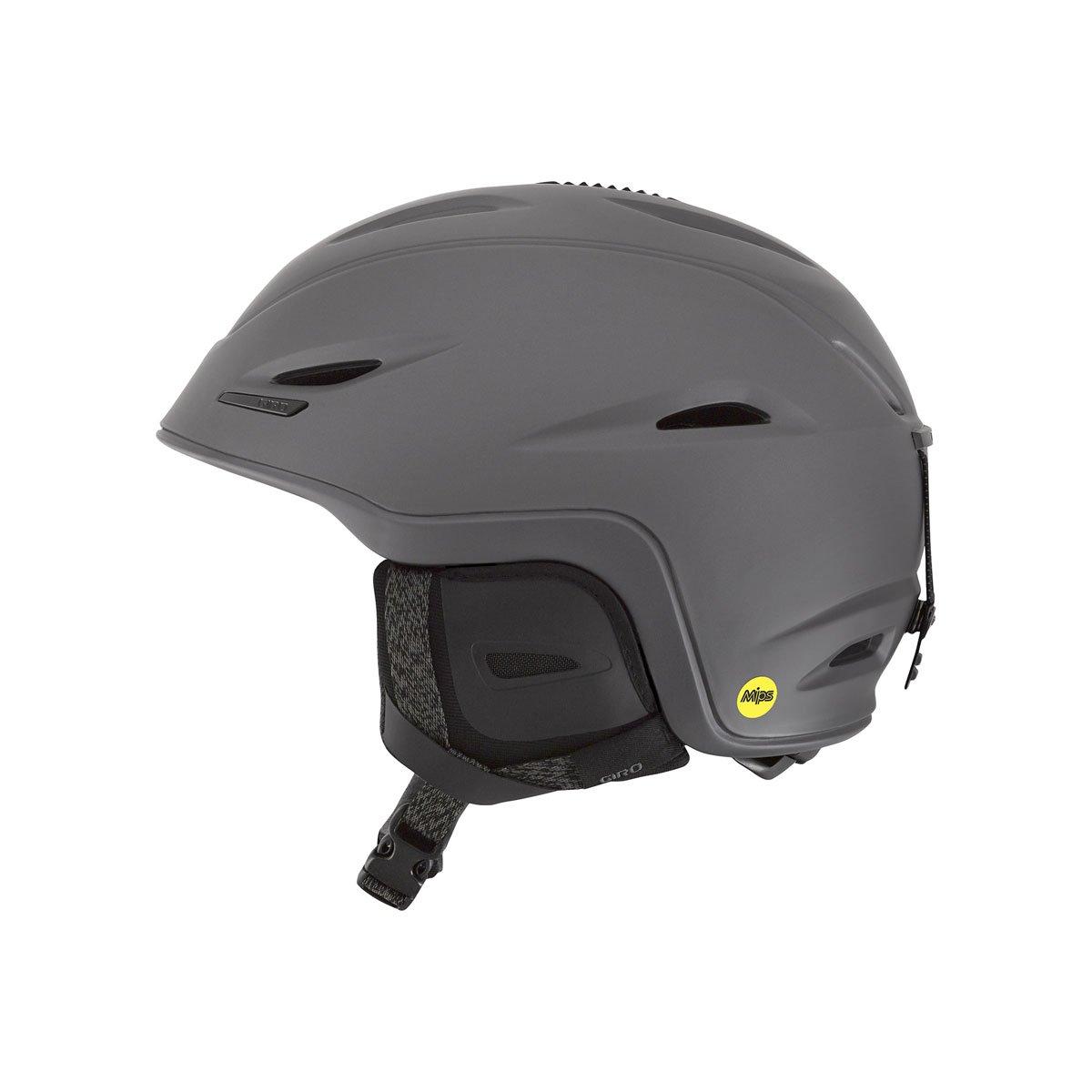 [ジロ] ユニオン ミップス メンズ ヘルメット AF Matte Titanium UNION MIPS AF B076HCDH8T M